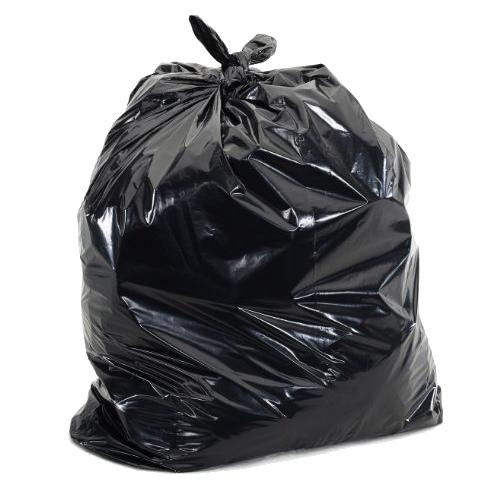 Black Refuse Bags Desperate Households